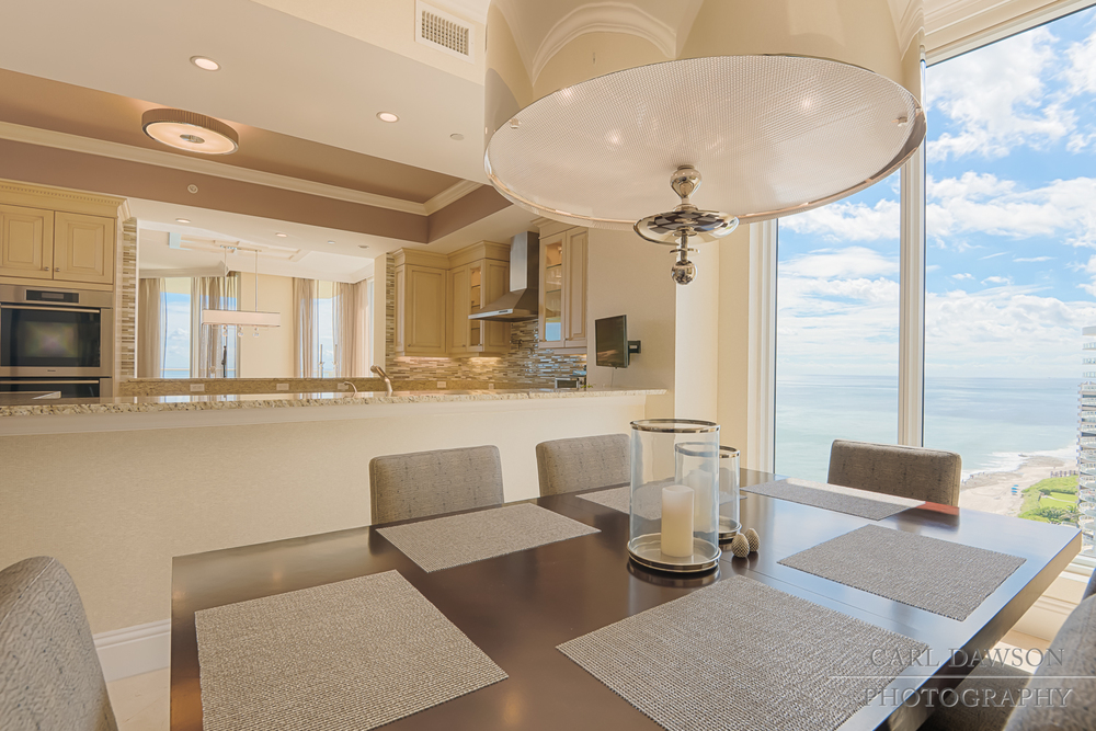 Kitchen View of Ocean | Singer Island