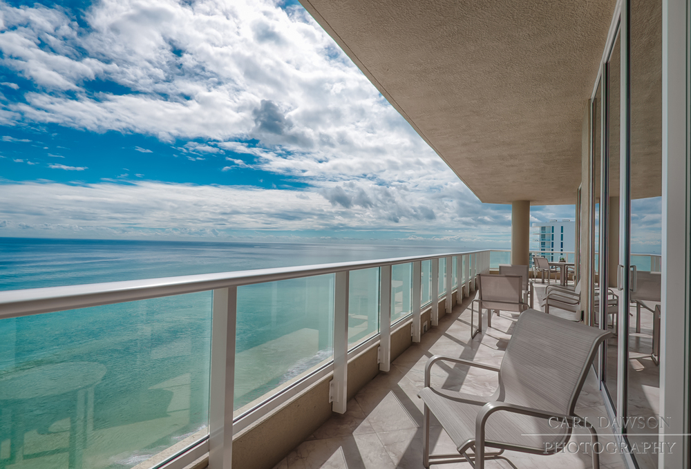 Balcony View of Ocean  | Singer Island