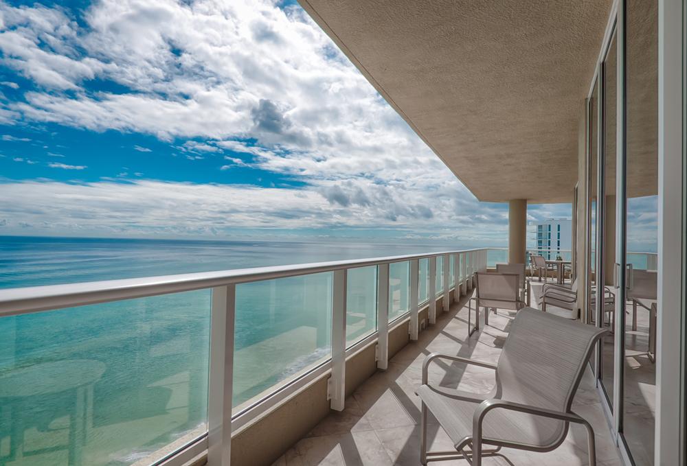 Wrap Around Balcony Singer Island Real Estate