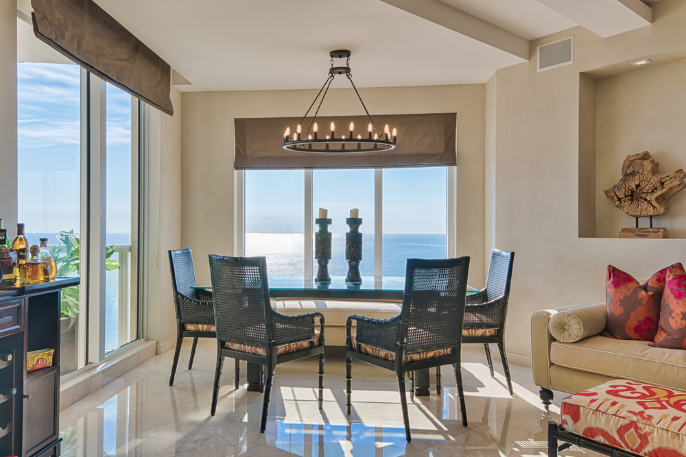 Ocean View from Singer Island Property