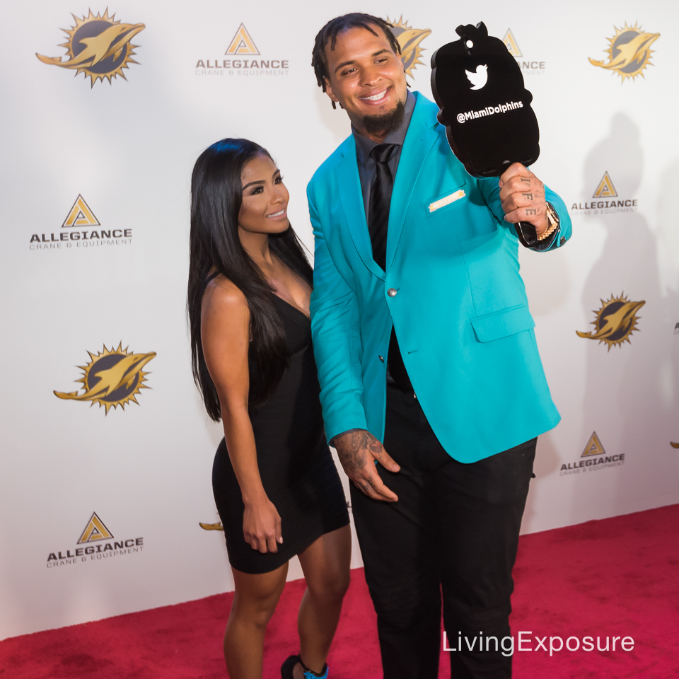Dolphins 50th Gala — Living Exposure