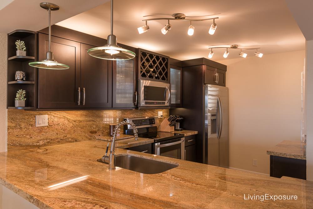 7 Royal Palm Way Boca Raton Fl - Modern Kitchen