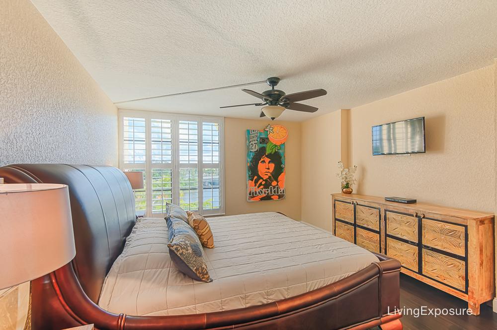 Royal Palm Way Boca Raton Fl - Bedroom