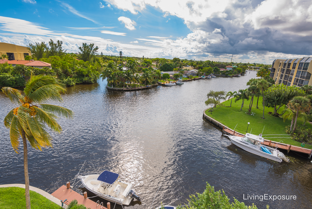 Boca Raton Florida - Waterways