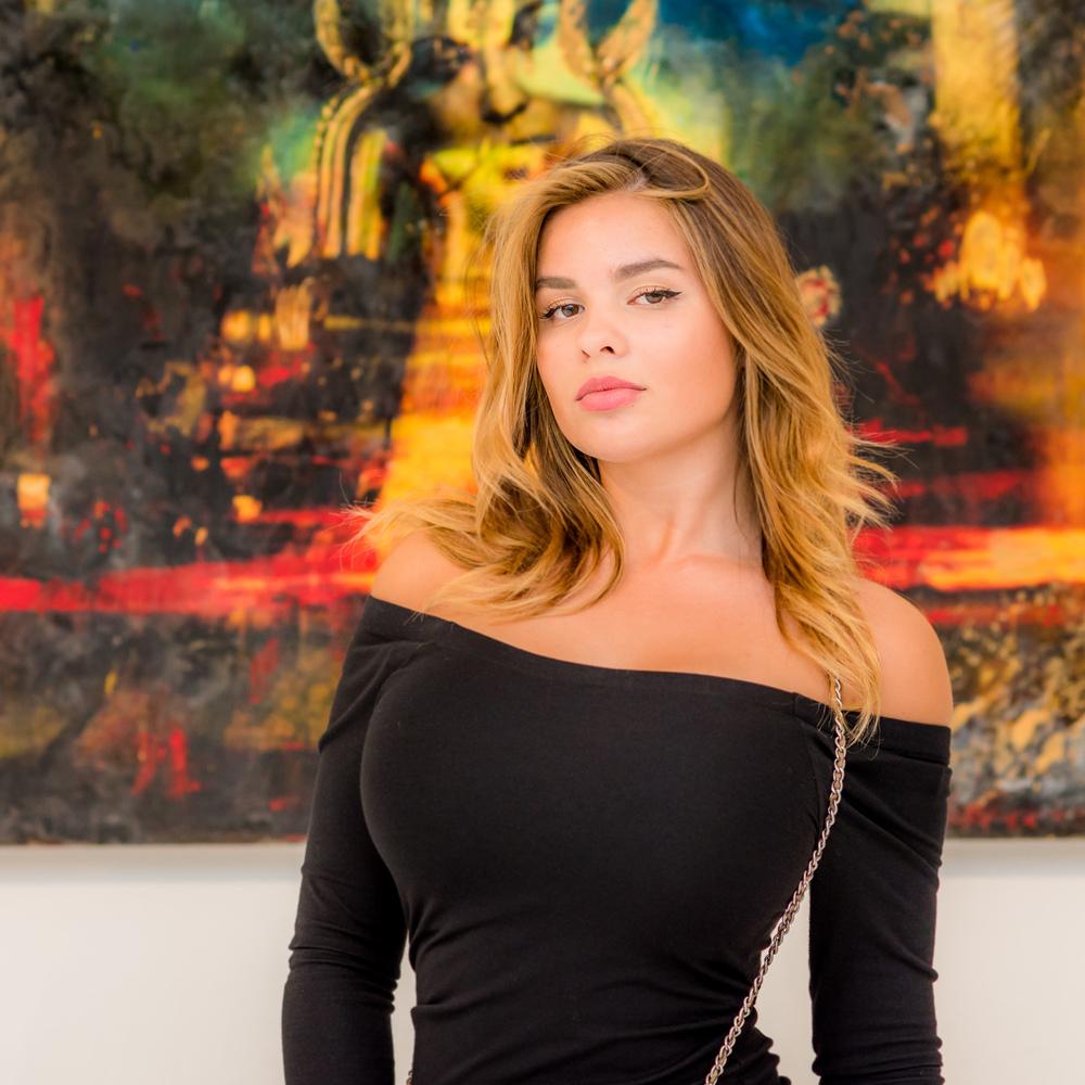 Anastasiya Kviko - Macaya Gallery