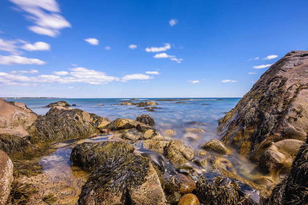 Fortunes Rocks Beach