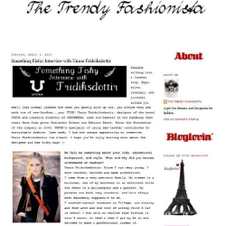 The Trendy Fashionista
