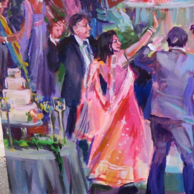 The Langham Huntington, Pasadena Wedding