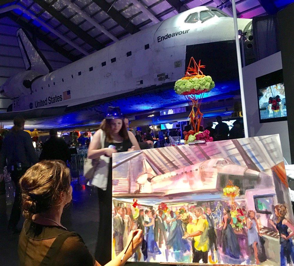 California Science Center - Space Shuttle Endeavour Pavilion