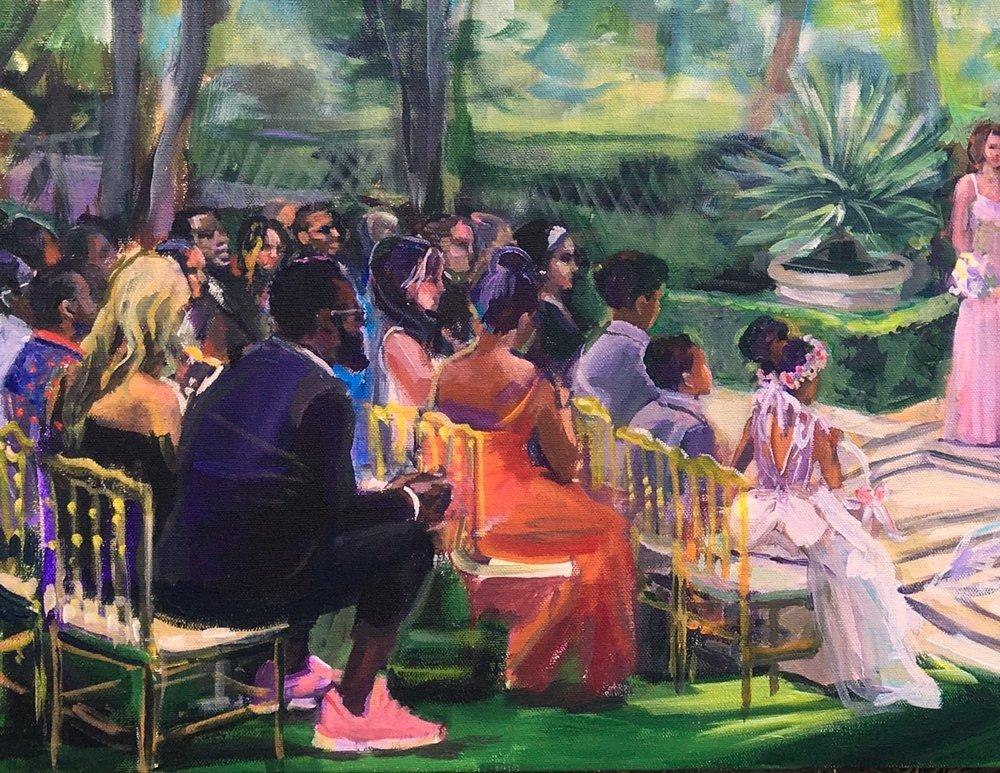 NBA Wedding, Monarch Beach, CA with James Harden