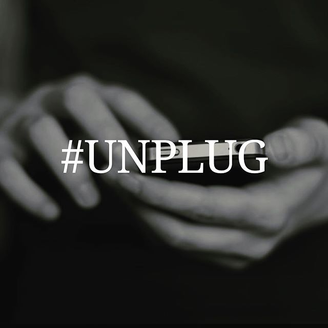 Spending to much time on social media may lead to increased stress, sleeping disorders, depression, and anxiety. The best way to #UNPLUG is to find something that fits into your life style. Get creative with this to help your imagination flourish