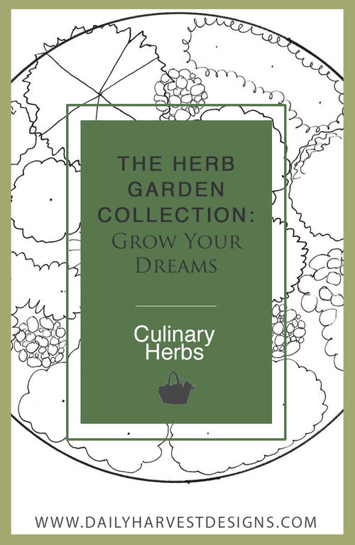 The Sage Design The Herb Garden Collection Daily Harvest