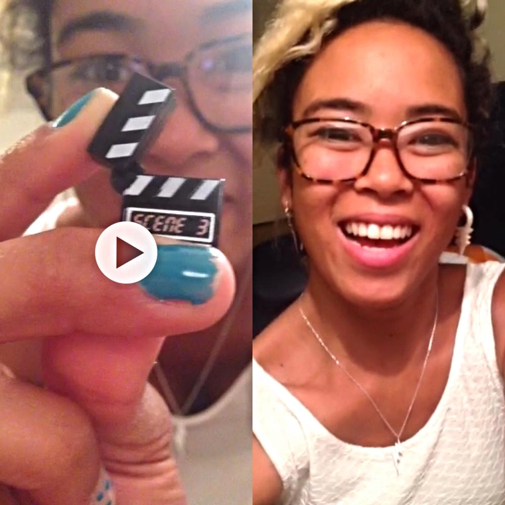 Live-stream shenanigans on Periscope @TheHashtagHERO!