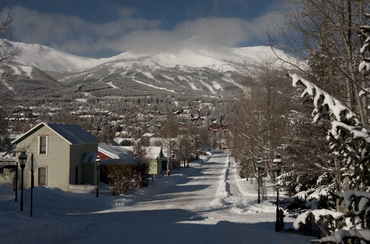 Photo Credit: Bob Winsett/ Breckenridge Tourism Office