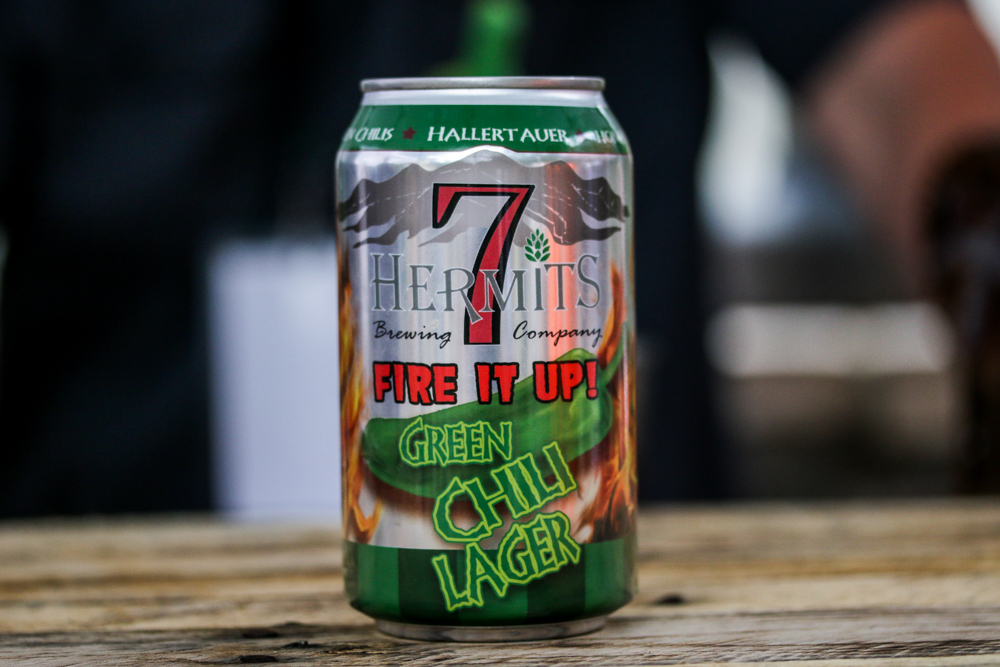 Fire it Up! | 7 Hermits Brewing Co.