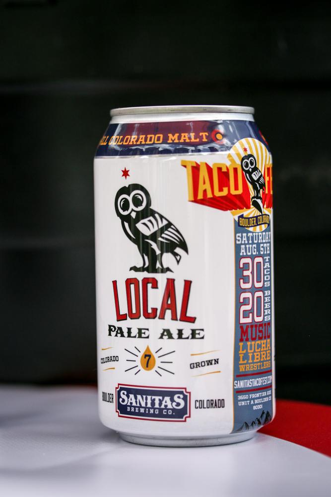 Local Pale Ale | Sanitas Brewing Co.