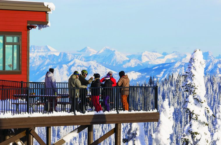 Photo by Glacierworld.com/Whitefish Resort