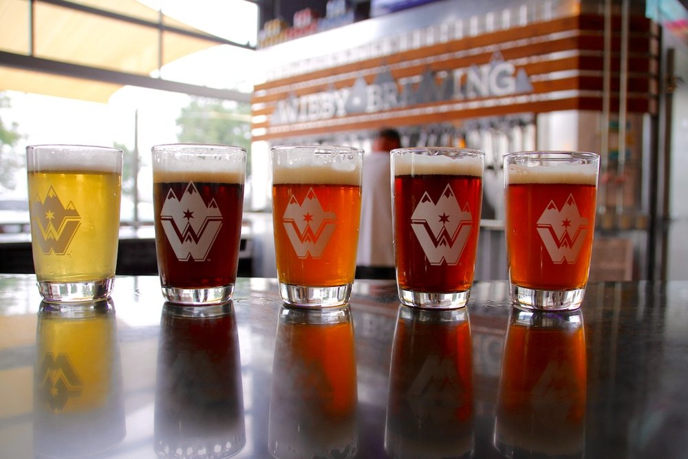 WIBBY BREWING IN LONGMONT, COLORADO, FEATURES GERMAN-STYLE LAGERS WITH AN AMERICAN TWIST.PHOTO © TYRA SUTAK