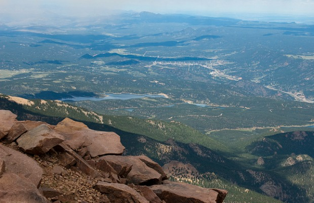 Pikes Peak / Flickr