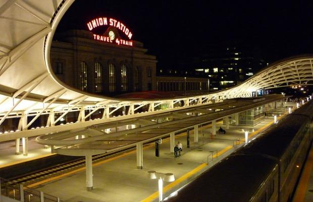 Union Station in Denver / Flickr