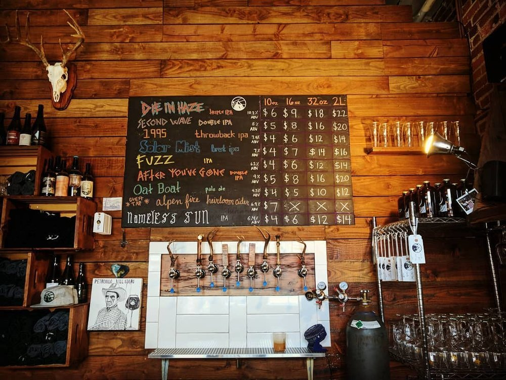 Pic courtesy of instagram.com/structuresbrewing
