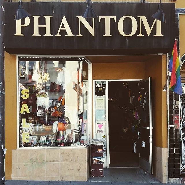Phantom of #castro #sanfrancisco