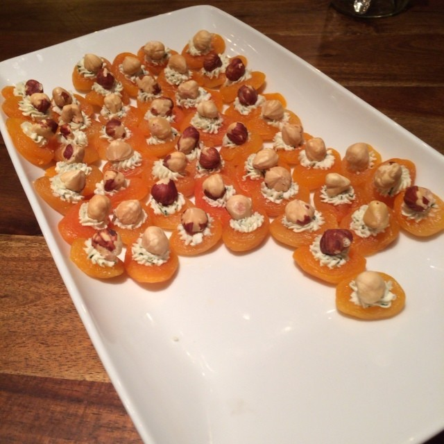 Apricot bites at Maven Mercantile!