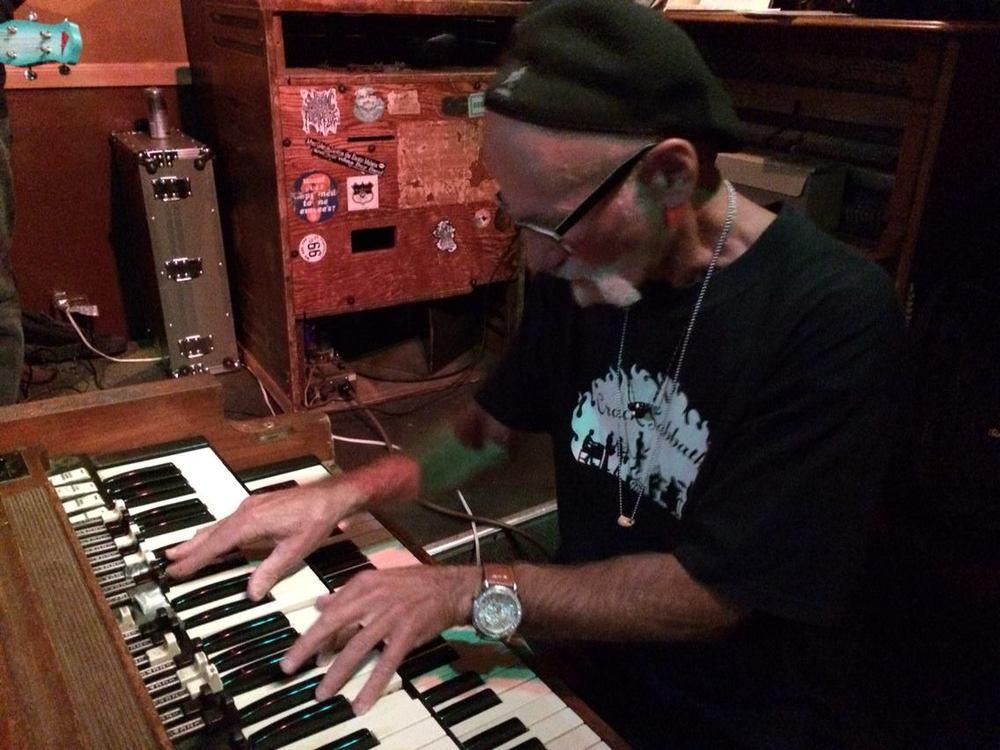 Ron Weinstein playing at Keller Williams