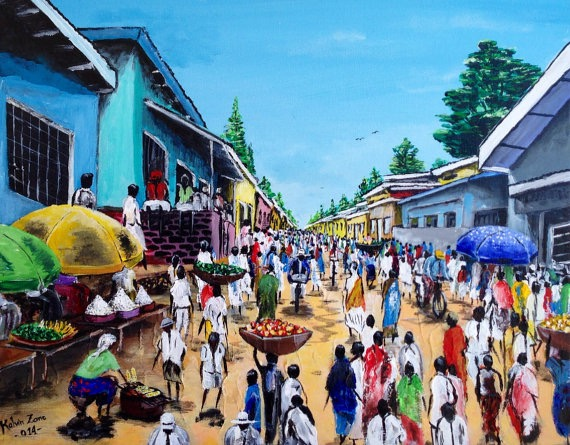 Work byKalvin Zane Rutagengwa.