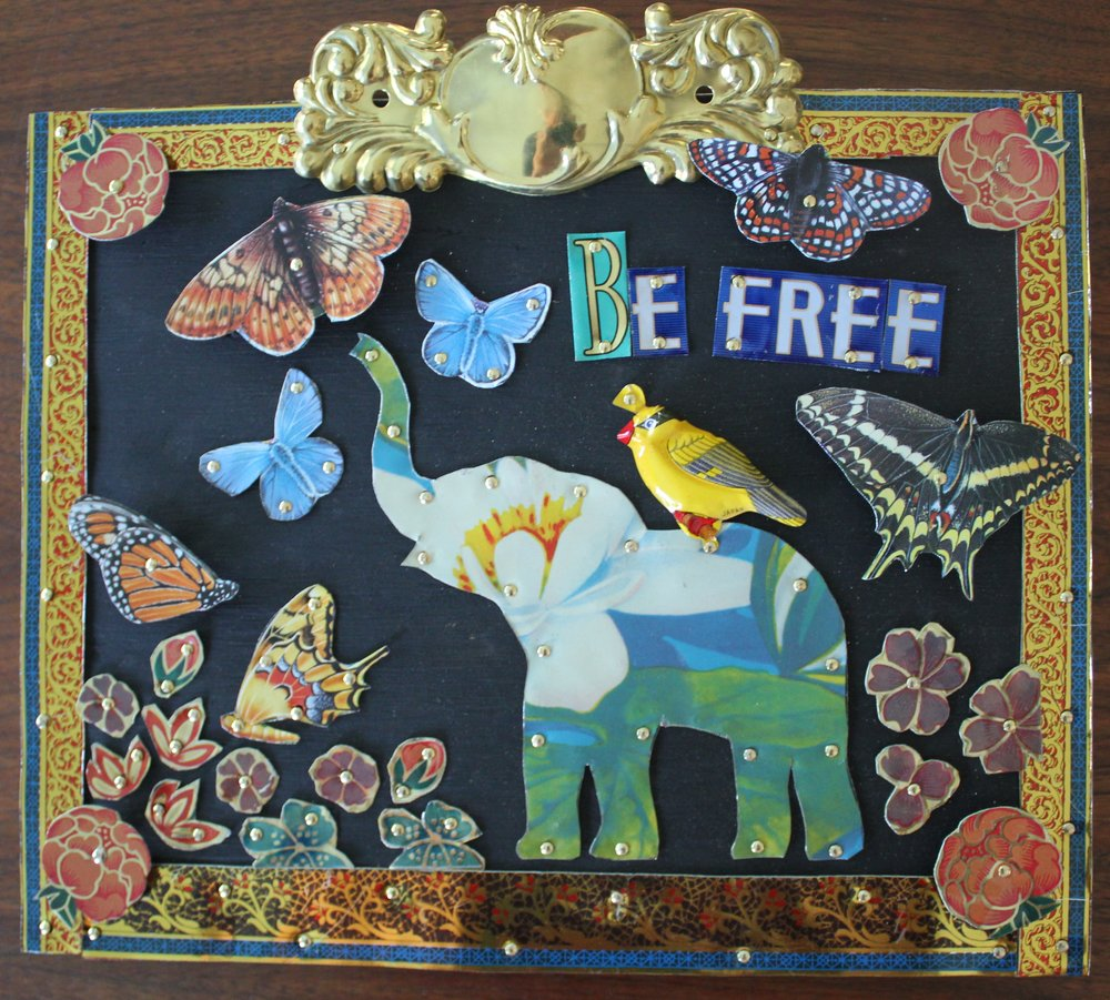 Be Free by Debbie Palmer