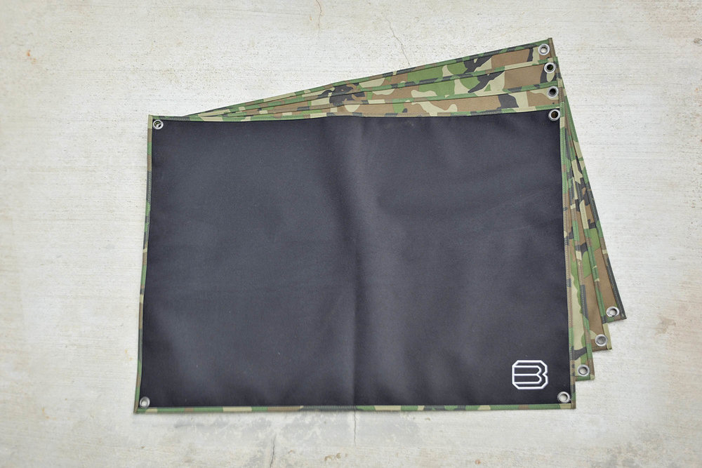 CAMO BEARONT PATCH PAD. click to buy