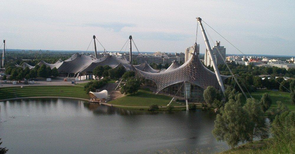 Olympische Stadt, München