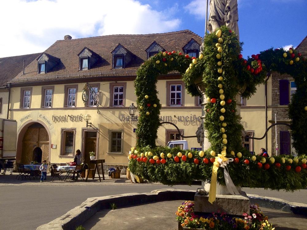 Franconia, Spring 2014