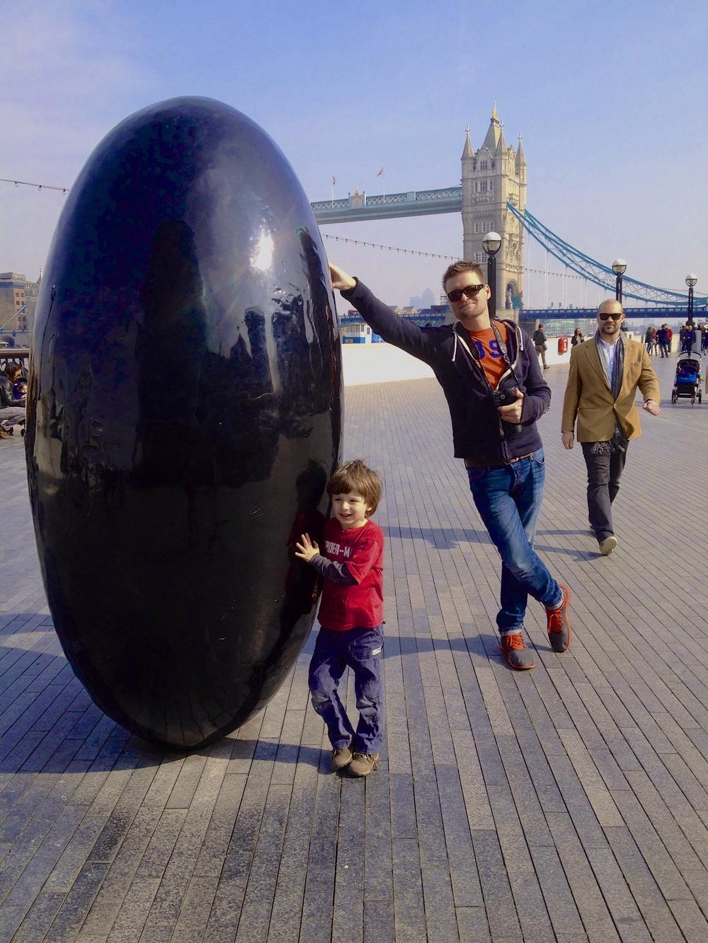 London, März 2014