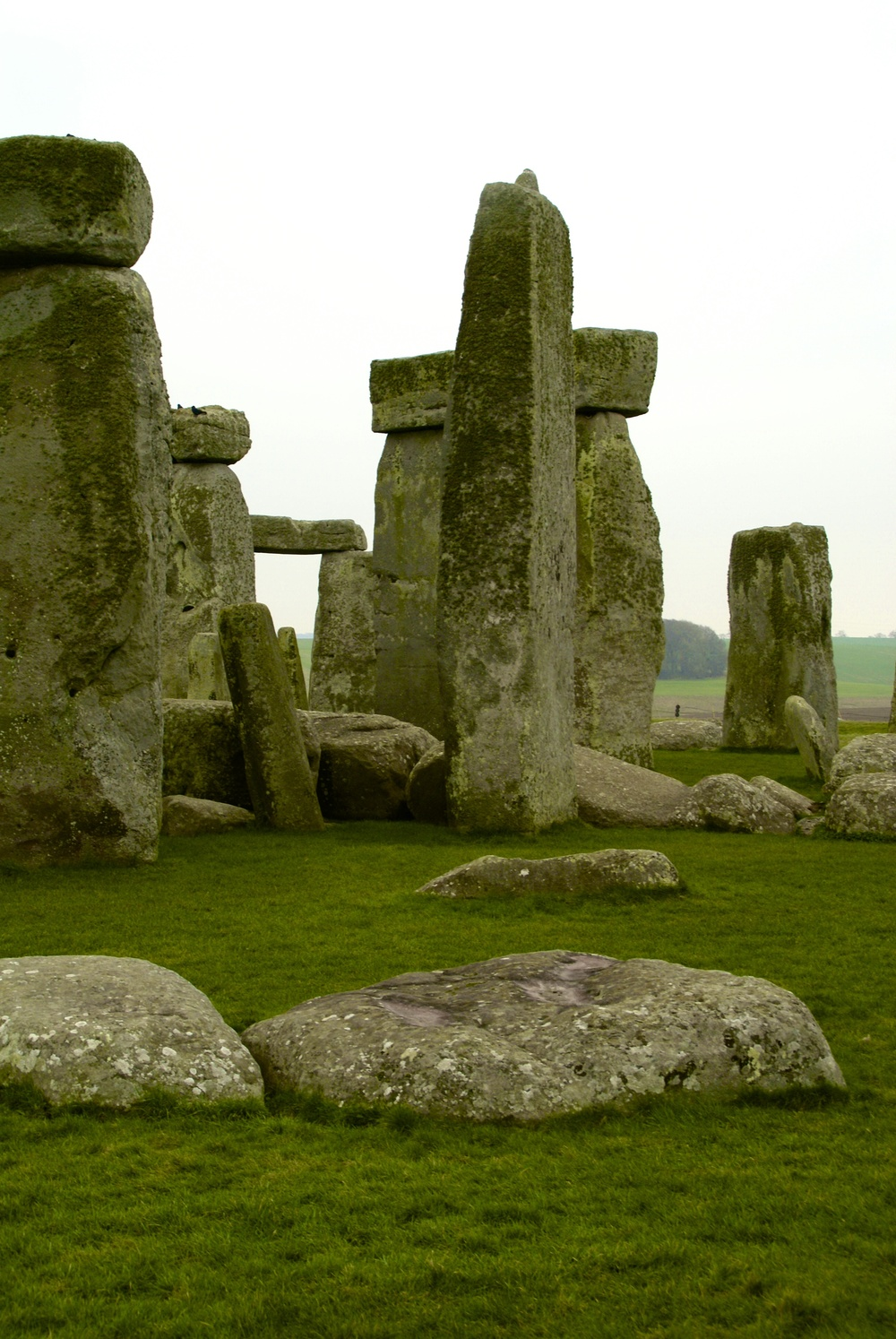 England, März 2014