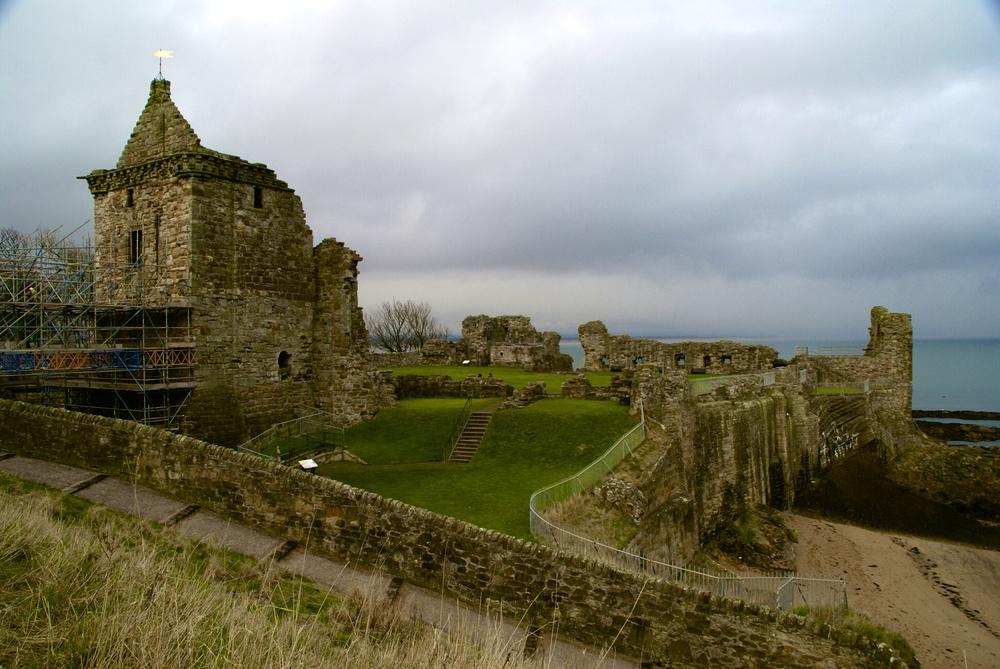 Schottland, März 2014