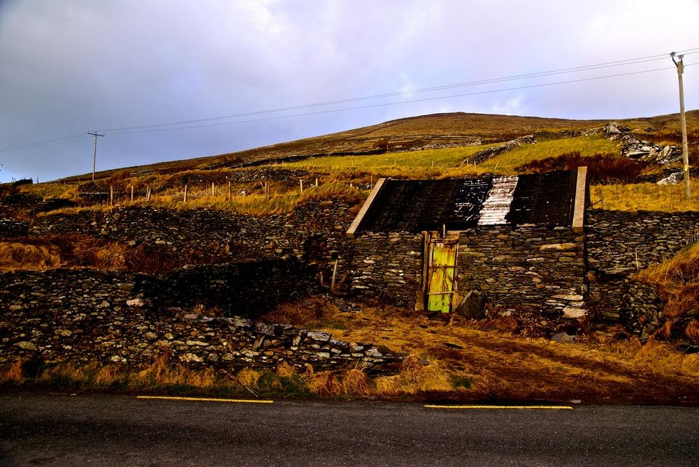 Et typisk billede af Irland