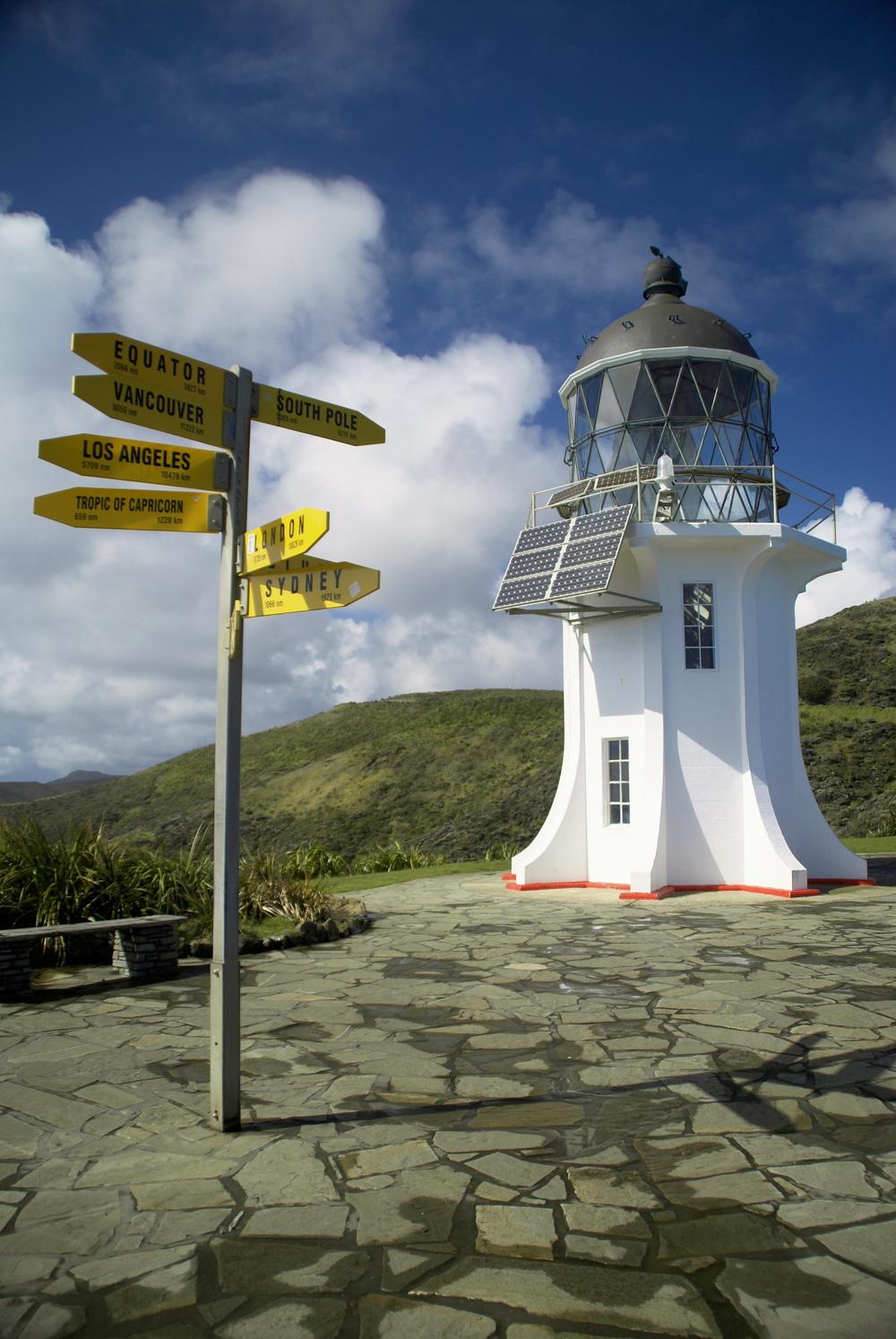 Cape Reinga, North Island