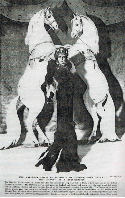 1 Man Ray, Marchesa Casati as Elizabeth of Austria, TatlerOct 1 1935.jpg