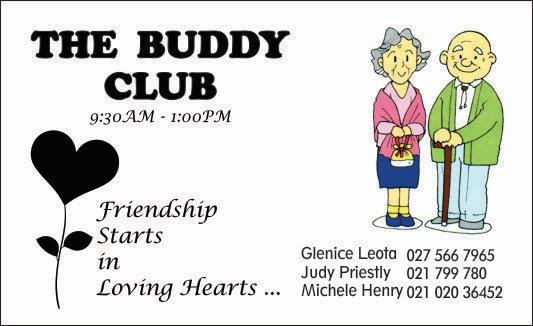 The Buddy Club - Manurewa