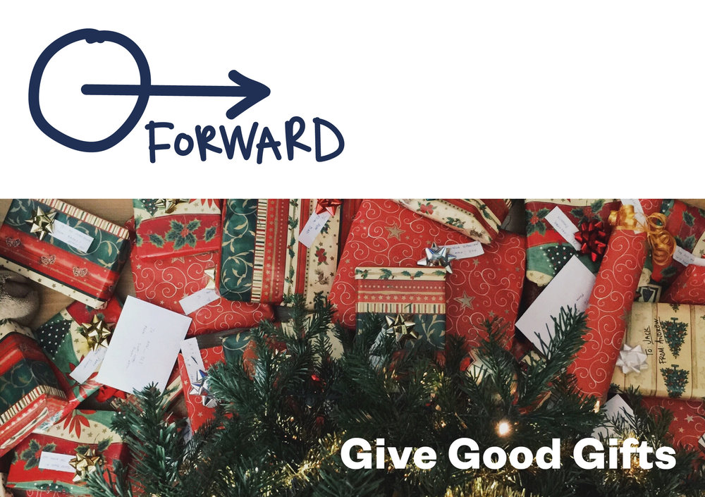 CHRISTMAS FOCUS: Give Good Gifts — Central Vineyard Church