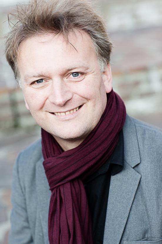 Michiel Fokkema Photo by: Hanneke Meier