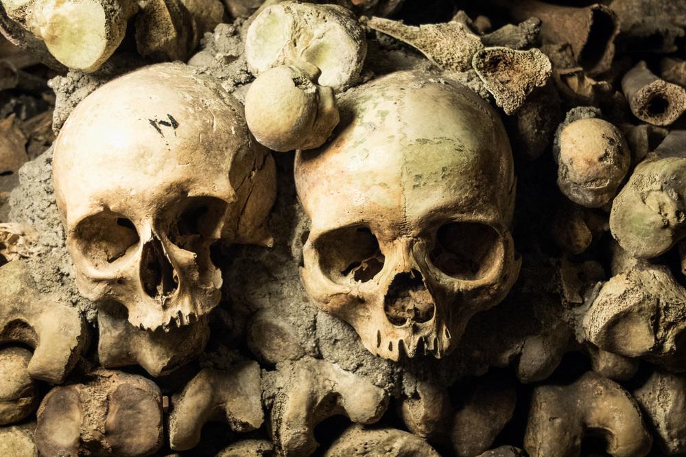 Catacombes of Paris