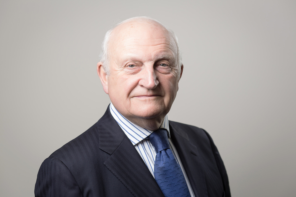 Sir Colin Terry Committee Chairman