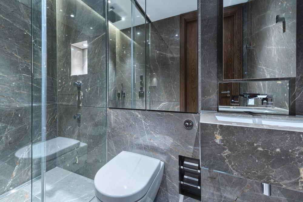 Grigio Argento by Fox Marble used in the prestigious Chelsea Creek project by St George