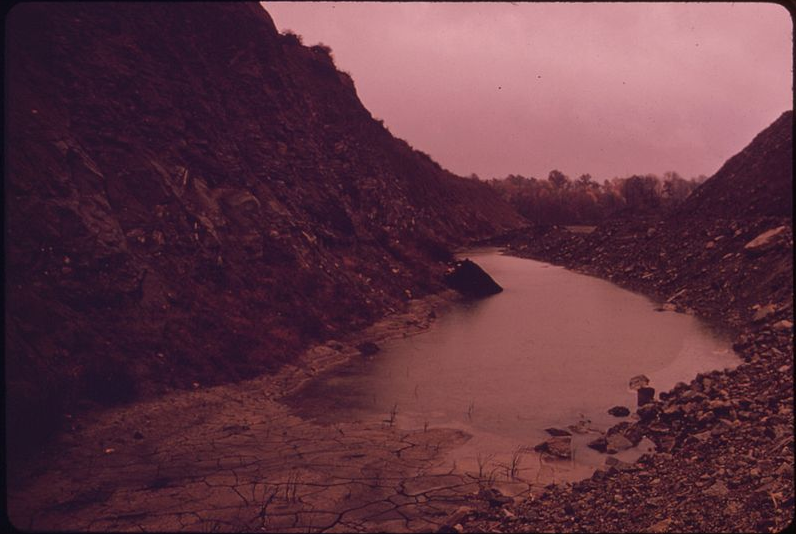 Pond of Stagnant Water, 1973, U.S. National Archives and Records Administration
