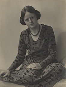 Joan Robinson in the 1920s