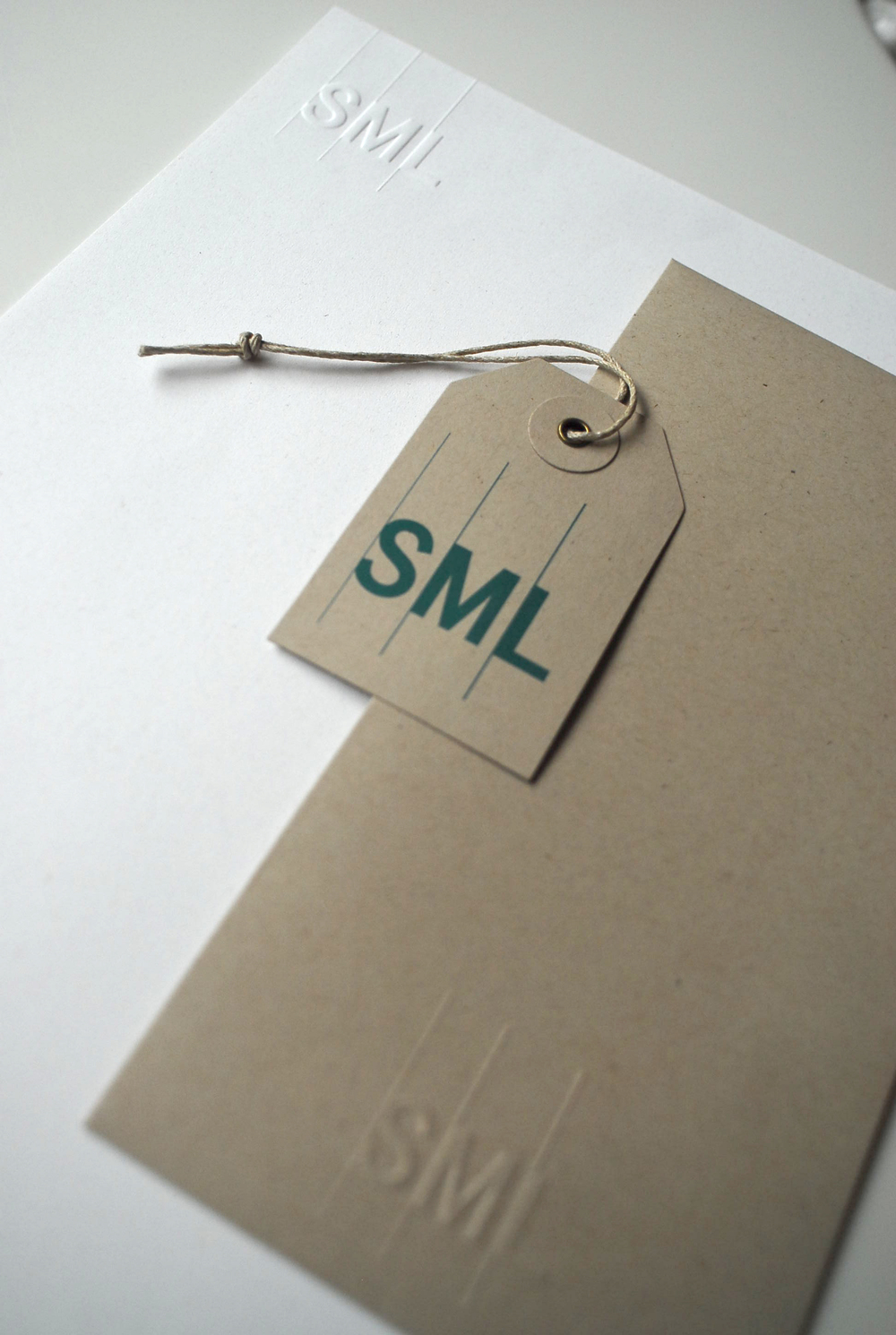 Press Room Group - SML Restaurant Brand Identity