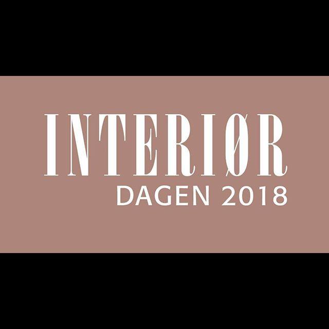 Gå inn på hegnar.no invent og interiørdagen #hengnar.no#interiørmagasinet  @interior_magasinet #interiørdagen#kjøpbillett#vigledeross #del