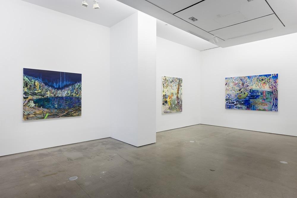 """""""Lotus Eaters"""", Asya Geisberg Gallery, NY"""